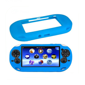 Soft Silicone Skin Protector Cover Case Shell for PS Vita Console for PSP Protector Silicone Case
