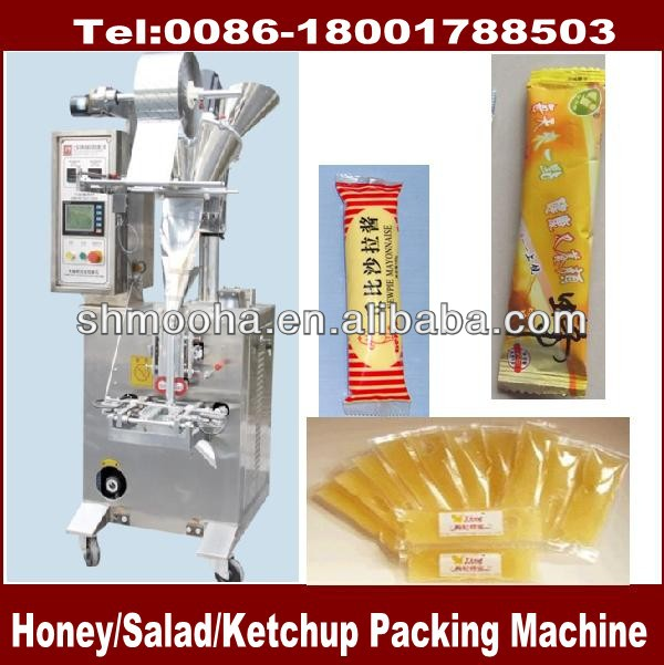 multi-function cheese sachet packing machine(1~150ml,bigger model supplied)