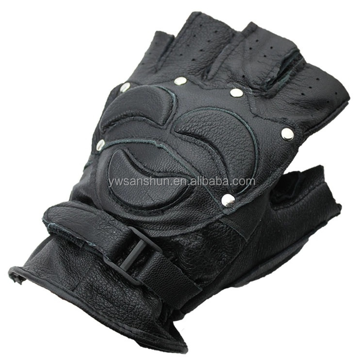 leather work Mittens glove