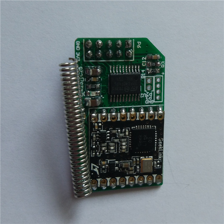 integrated circuit RF chip 433 mhz /315mhz IR chip
