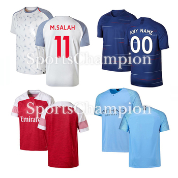 new concept afbf1 d693f Man Grade Thai Quality Soccer Jersey In Stock,City Home Style Jersey Soccer  Custom,Grade Ori Soccer Jersey Football Shirts - Buy Thai Quality Soccer ...