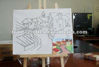 canvas frame kids canvas panel painting canvas panel 100 cotton canvas panel