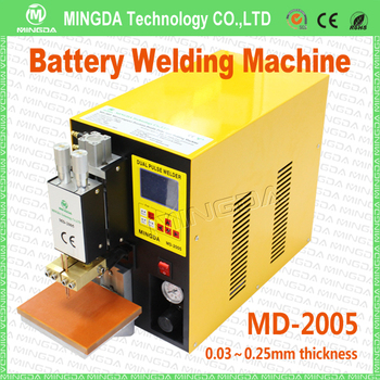 Mingda Best Price Small Spot Welder / Micro Welding Machine / Mini Spot  Welder 220v/110v 0 03-0 25mm - Buy Micro Welding Machine,Mini Spot