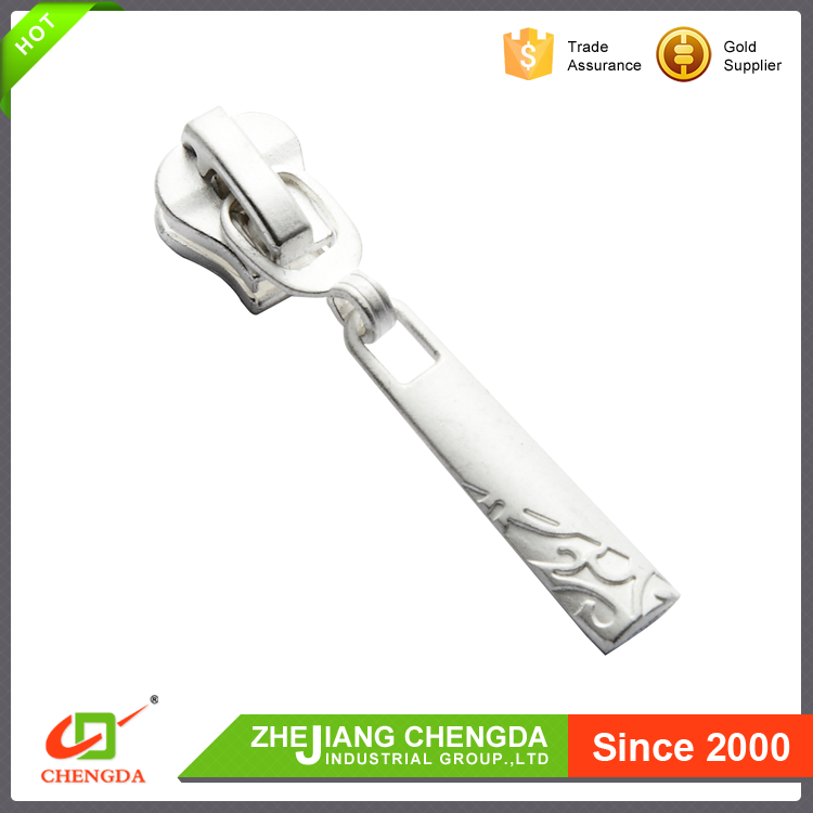 CHENGDA New Products Double Lock Metal Slider