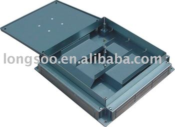 Floor Outlet Box Gs Range Junction Box Inscreed Floor System