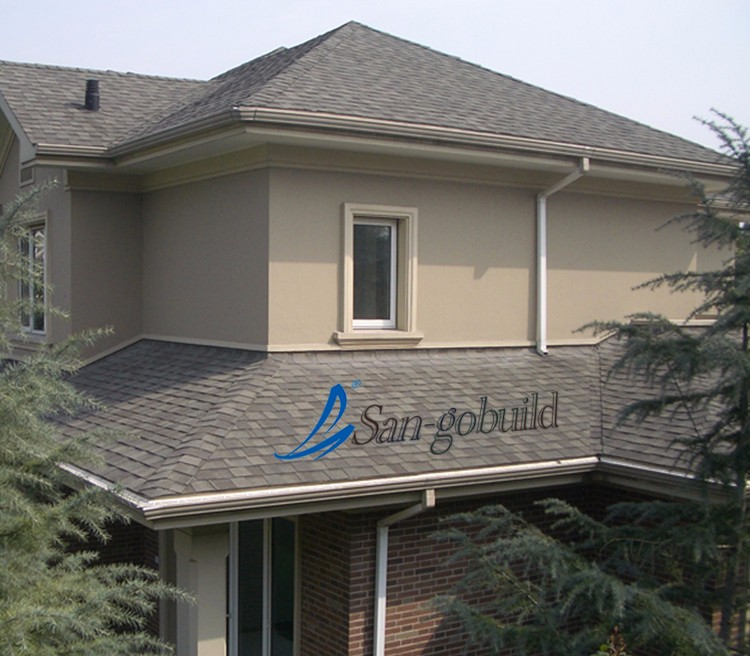 Long Lifespan Durable Roofing Shingles 20 30 100 Years