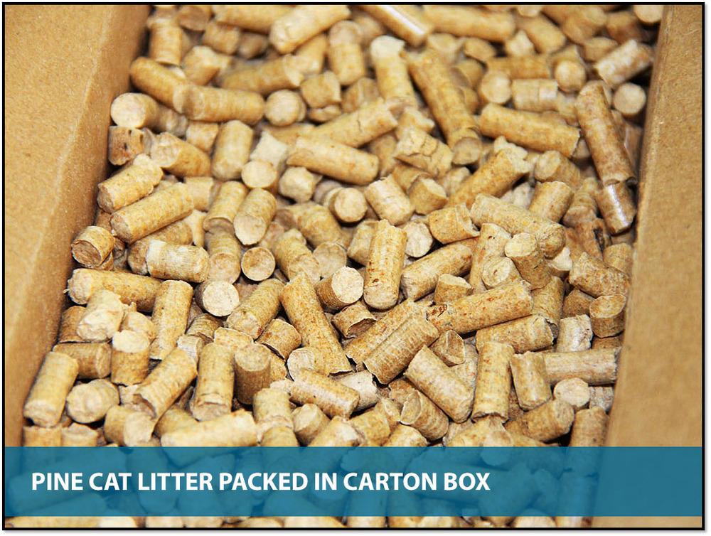 Natural Pine Wood Pellet Hamster Bedding Cat Litter Buy