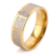 Fashion Gold Jewelry Stainless Steel Cross Rings