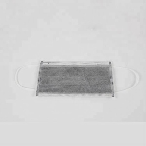 Factory Xiantao Lijun direct supply FDA approval medical non woven surgical disposable carbon filter face mask