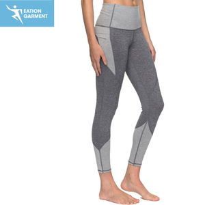 new model ladies cotton latex fitness pants leggings for woman
