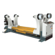 hydraulic shaftless mill roll stand for corrugated cardboard production line