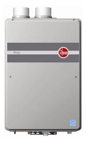 Rheem RTGH-84DVLP Indoor Direct Vent Liquid Propane Condensing Tankless Water Heater Low Nox
