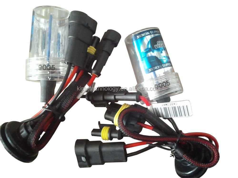 Kim High quality 35w 55w hid xenon single beam 9004 9005 9006 9007 H4 H1