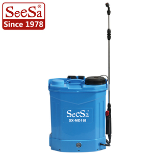 Seesa Agricultural Electric Backpack Spraeyr Battery Powered Sprayer