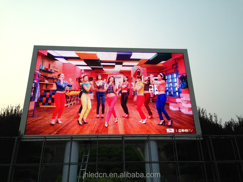 P10 Outdoor Full Color Sport Perimeter LED display Screen/LED Video Wall