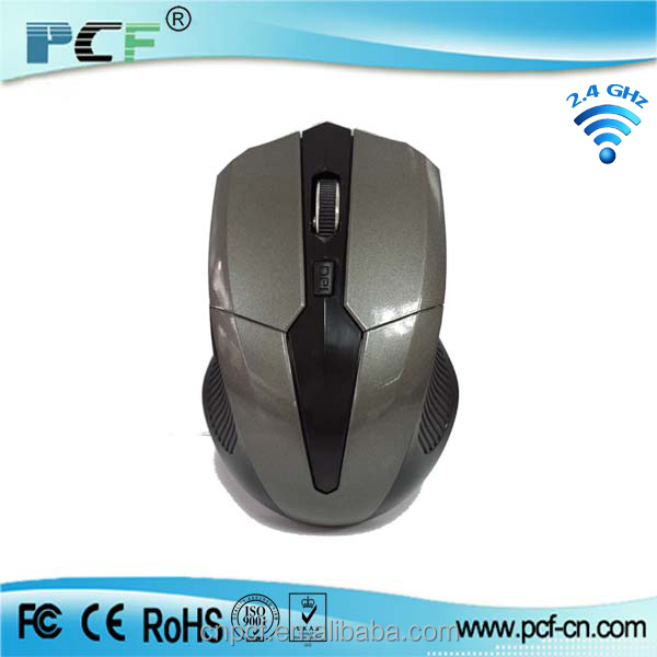 Mouse Factory Wholesale High Resolution Optical 2.4Ghz Wireless Mouse