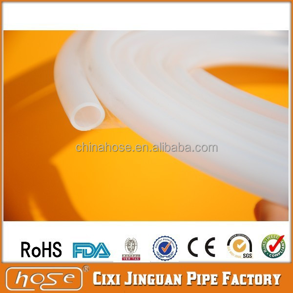 High Tear-Resistance Silicone Tube, High Tear-Resistance Peristaltic Pump Silicone Tube, Food Grade Transparent Silicone Hose
