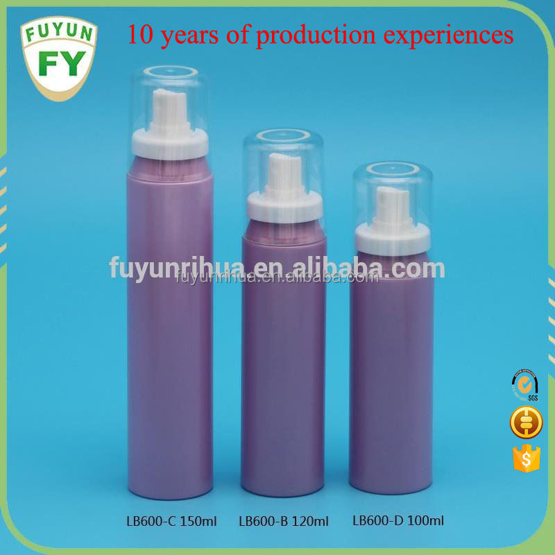 100ml 120ml 150ml Fine Mist Sprayer Spray Pump Plastic Pet Bottle