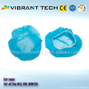 High quality Non-woven Hygiene Headset Disposable Cover/cups suitable for NLS machine