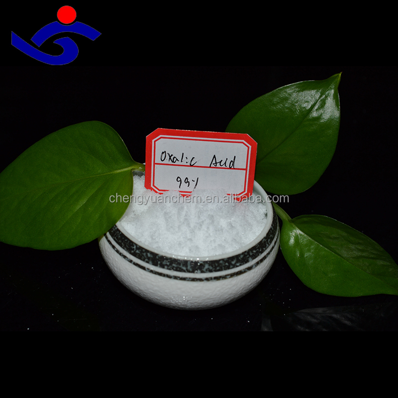 lower price in bulk oxalic acid 99.6% CAS No.: 144-62-7