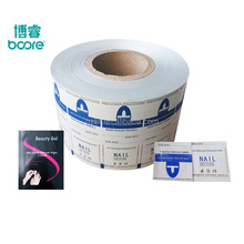 China manufacturer Hand And Face Cleaning Wet Tissue Packaged aluminum foil paper Jumbo Roll