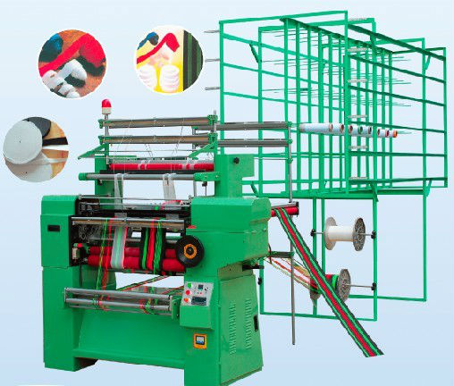 High Speed Crochet Knitting Machines