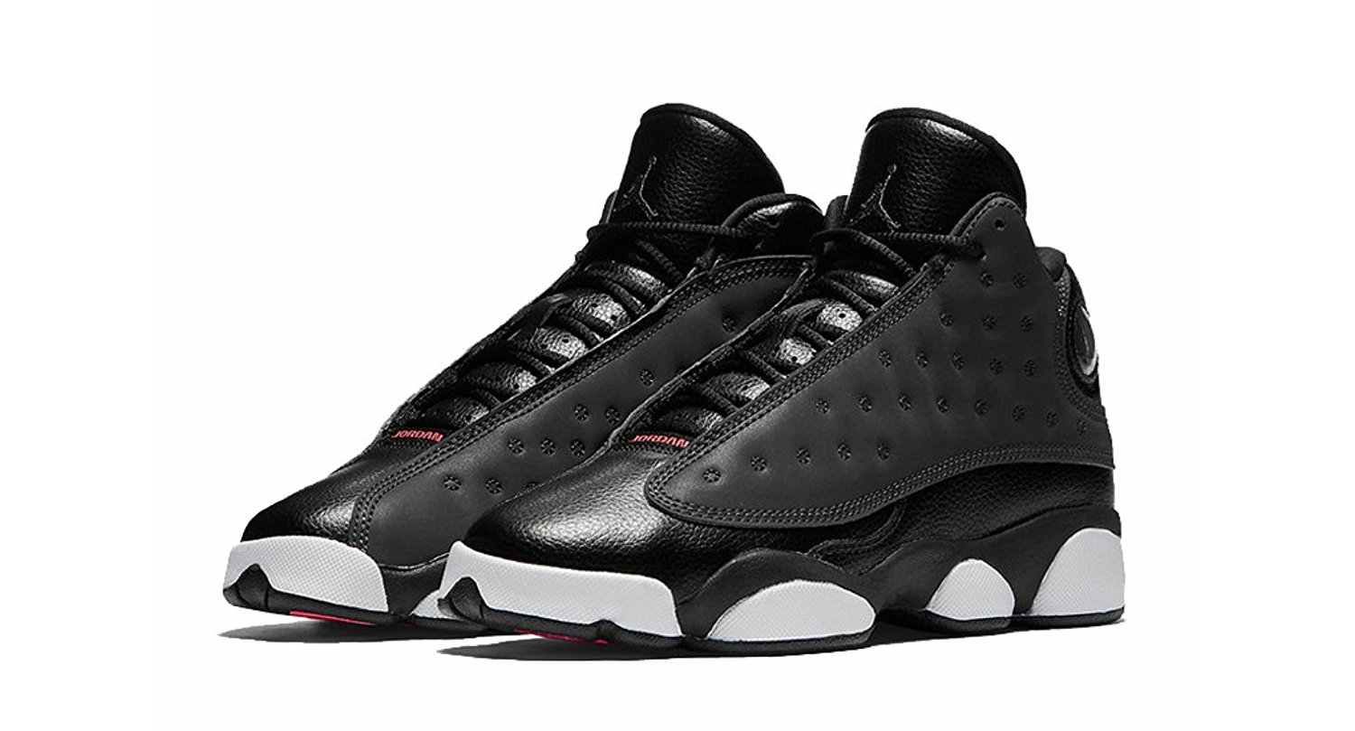 N1KE Mens Air Jordan 13 Hyper Pink Black Retro XIII AJ13 Basketball shoes Size 13