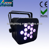 New 6*6in1 Rgbwauv Battery Operated Mini Led Lights,Small Battery ...