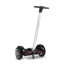 10 inch electric scooter with handle with remote smart self balancing electric drifting scooter