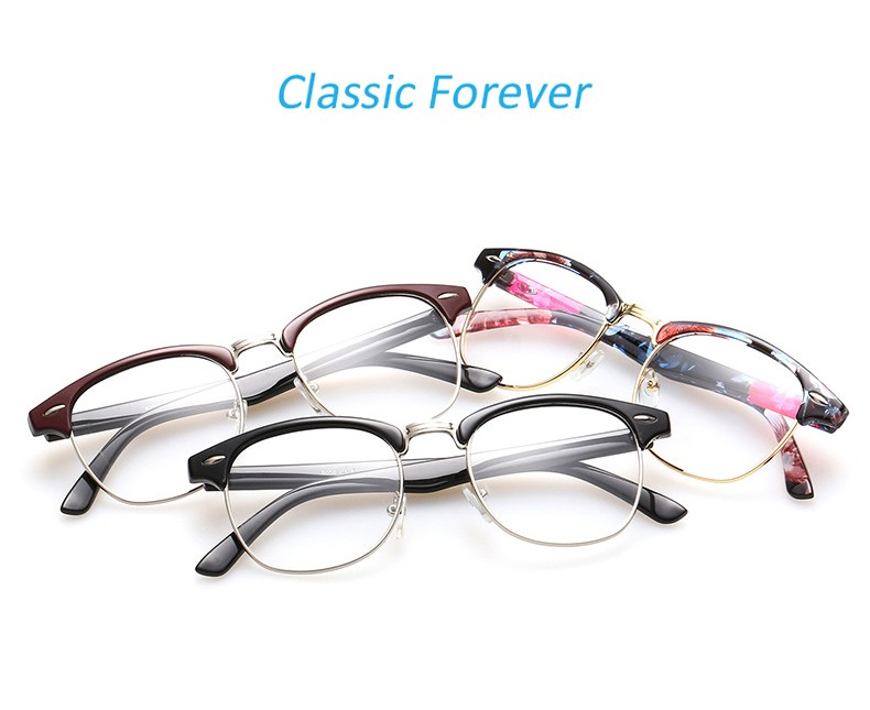 47a01281124 Brand Design Eyewear Frames eye glasses frames for Women Men Male  Eyeglasses Mirror Ladies Eyeglass Sports