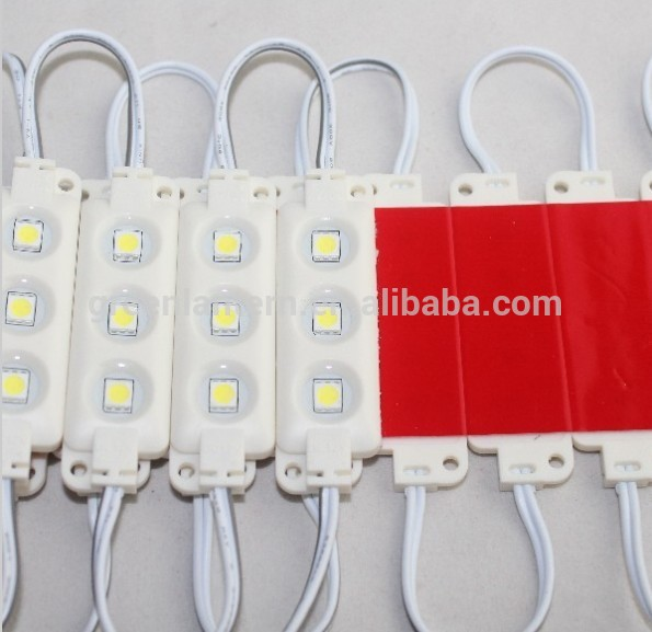 waterproof smd mini led module/mini led sign 3528 for led signs DC12V