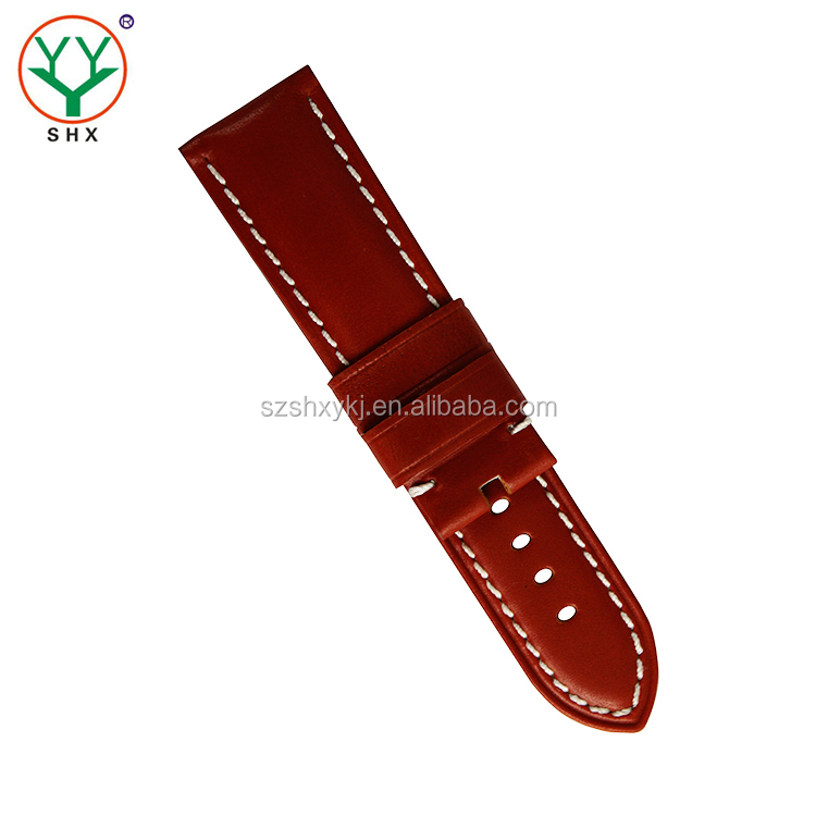 New design smart wrist watch leather band