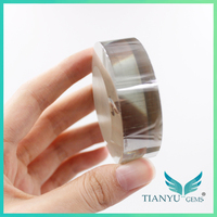 Wuzhou gems factory price wholesale uncut rough moissanite stone diamond