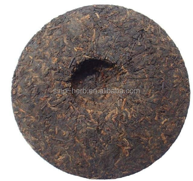 Free Sample Famous Chinese Tea Puerh Tea Yunnan Pu'er Tea Cake