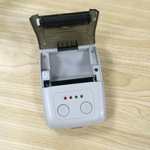 MP300 58mm Mini Pocket Mobile Bluetooth Portable thermal printer / airprint receipt printer