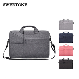 Laptop Shoulder Computer Bag Notebook Messenger Handbag Case for 13 14 15 inch laptop