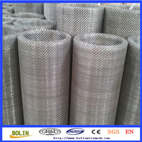 High Quality Stainless Steel Doors and Windows Safety Net/Metal Fabric/Mesh Screen