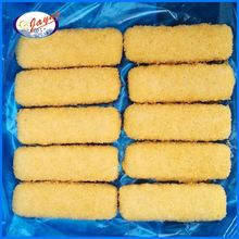 2 year shelf life pre fried breaded fish finger with lowest price