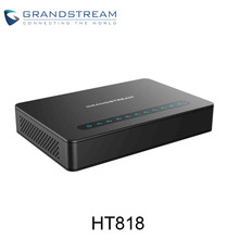 Adaptor Telepon Analog 8-<span class=keywords><strong>port</strong></span> HT818 Grandstream VoIP <span class=keywords><strong>Gateway</strong></span> dengan 8 <span class=keywords><strong>Port</strong></span> FXS