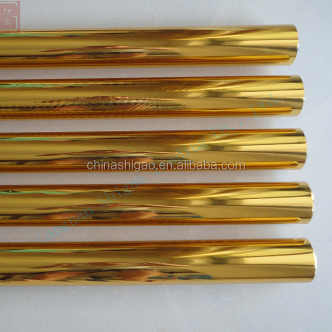 SG-TJZ 038A Wenzhou Factory paper manufacture Low price directly gold Hot Stamping Foil Gold & Silver