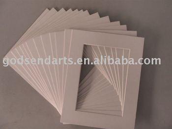 Single Layer Art Mat Board