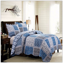Honour brand high quality rainbow printed quilts