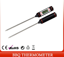 Multi jenis Suhu <span class=keywords><strong>Digital</strong></span> Makanan Probe Thermometer Kitchen Cooking BBQ Daging Kalkun Thermomter Jam