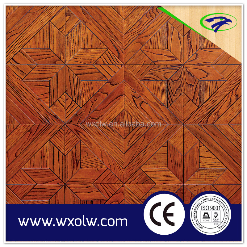 parquet wood floor making machine
