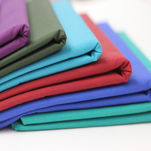 cotton breathable antimicrobial fabric use for medical scrubs