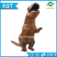 New Product Inflatable Dinosaurs!! Attractive Giant Dinosaurs, Inflatable Mascot Costume
