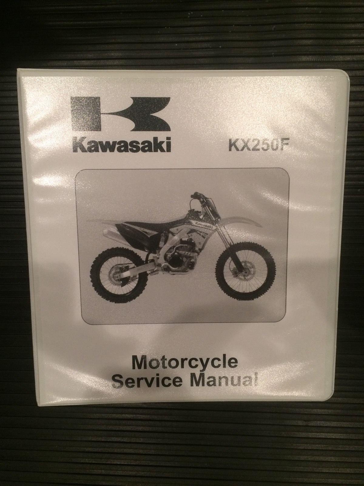 Cheap kawasaki repair manual pdf find kawasaki repair manual pdf get quotations kawasaki 2011 2012 kx250f service repair manual book service fandeluxe Gallery
