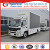 Outdoor Mobile Advertising Vehicle / Led Display Truck with Screen P6, P7, P8, P10