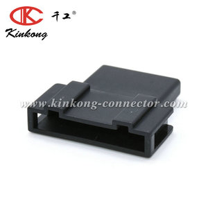 6 way black male Volkswagen auto electronic Gas Accelerator Pedal Connector for 99-05 VW Jetta Golf GTI MK4 Audi