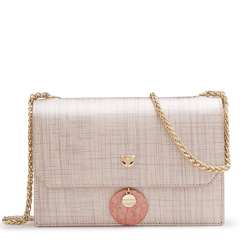 FOXER Брендовая женская сумка через плечо из коровьей кожи, женские сумки-мессенджеры, сумки через плечо для девочек, подарок на день Святого В...(Китай)